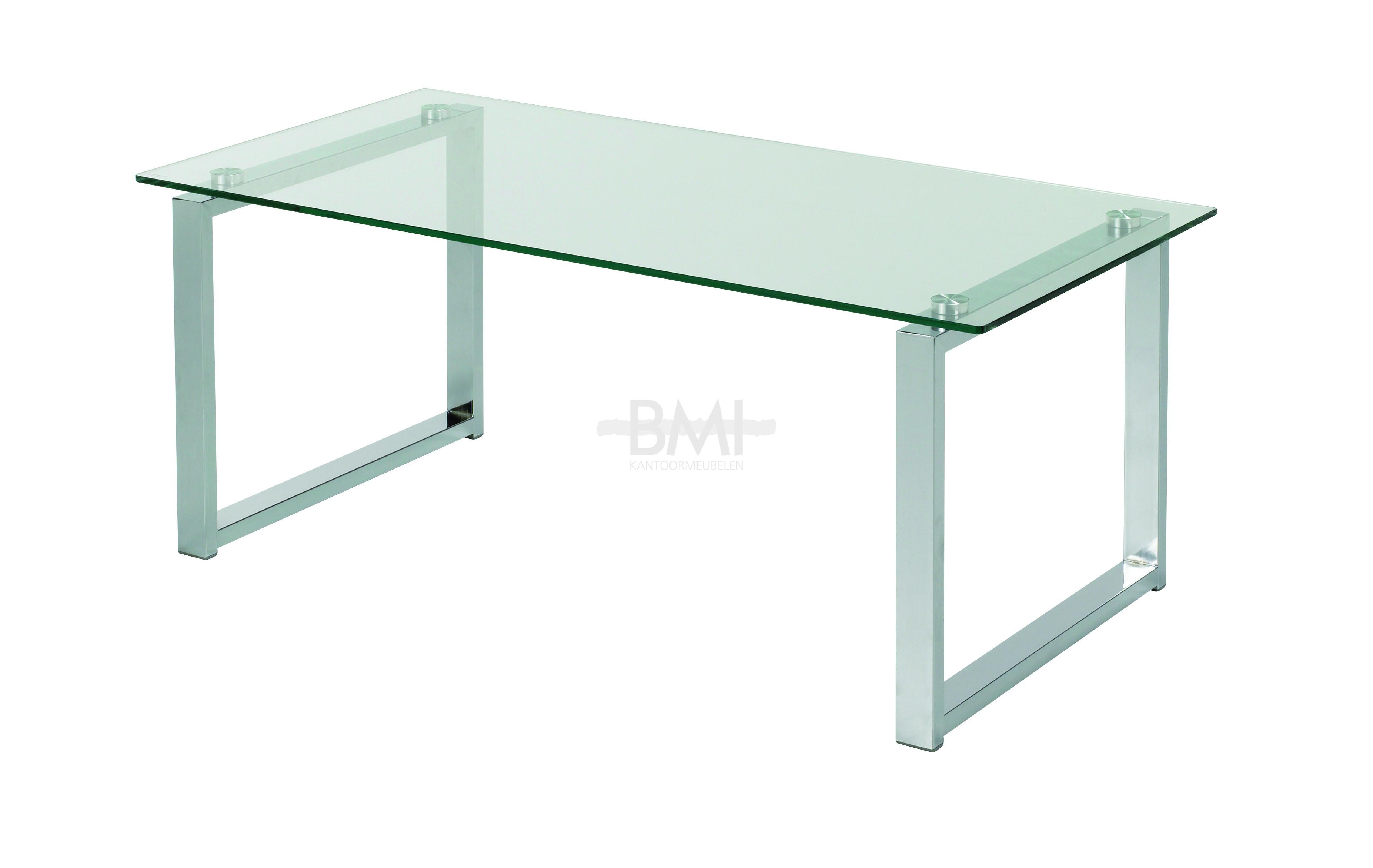 Glass tafel rechthoek