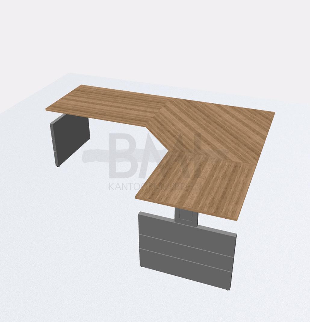 Nova bureau CAD-Combinatie 240 x 200cm