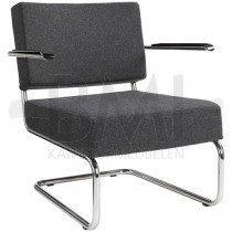 Entree fauteuil grijs