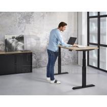 Bureau Flex budget electrisch verstelbaar (65 - 130 cm)