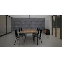 Premium vergadertafel 220 x 110