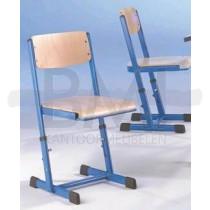 Leerlingstoel hoogste verstelbaar