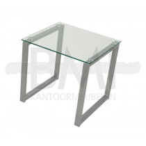 Glass tafel vierkant