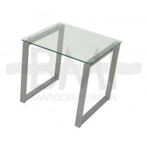 Glass tafel vierkant