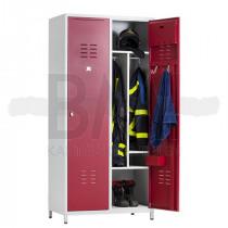 Garderobekast ITF (brandweer)